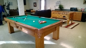 Tioga Recreation Room