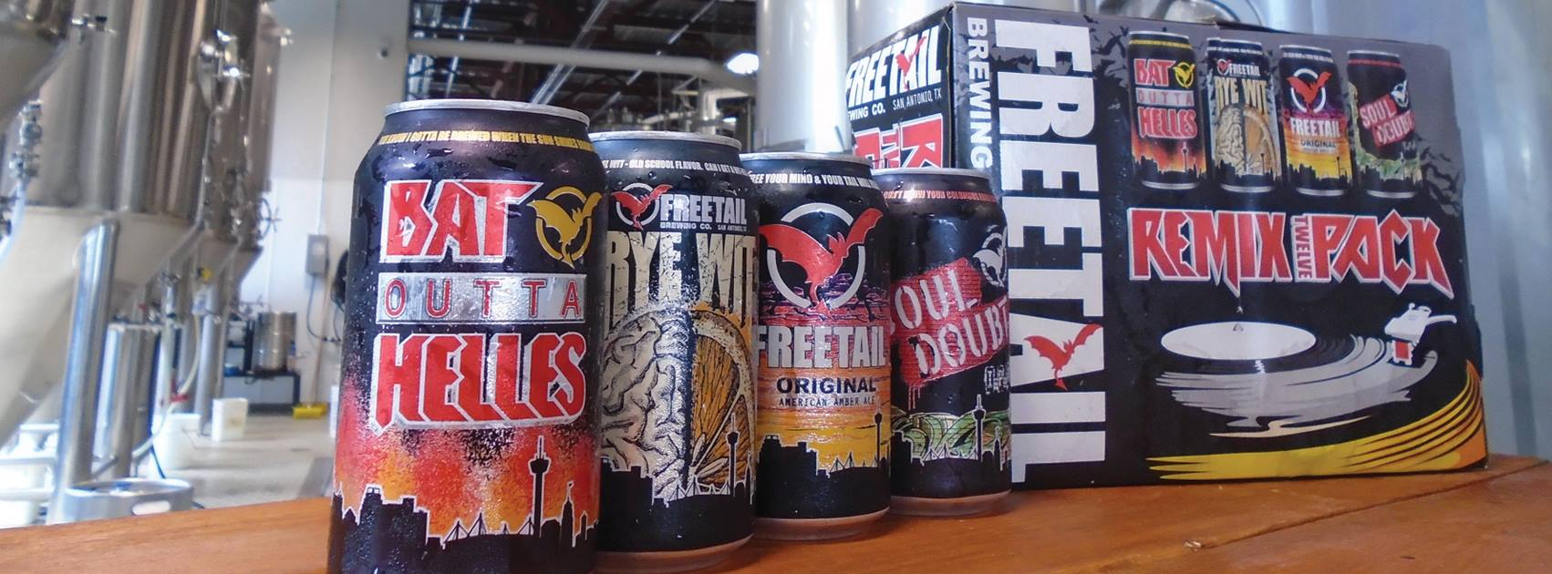 The lonestar state beer guide craft breweries to check for Craft beer store san antonio