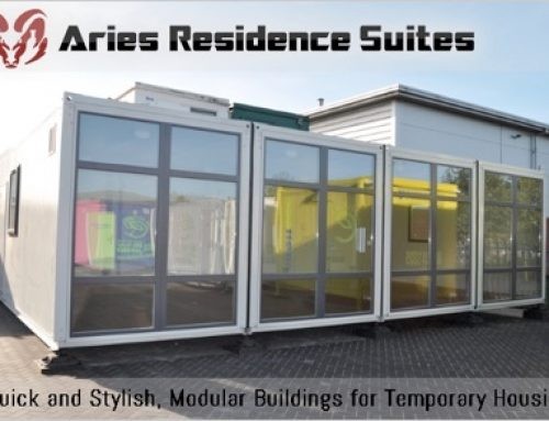 Quick and Stylish, Modular Buildings in Retail