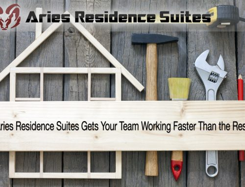 Aries's Modular Buildings Get Your Team Working Faster Than the Rest