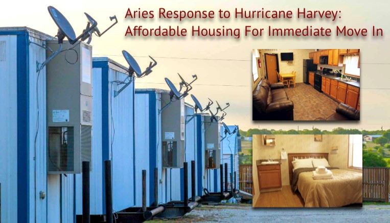 Hurricane Harvey Relief Housing