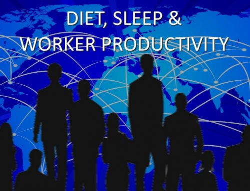 The Effects of Diet and Sleep on Worker Productivity