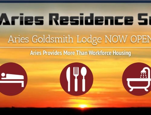 Aries' Goldsmith Workforce Housing Now Open!
