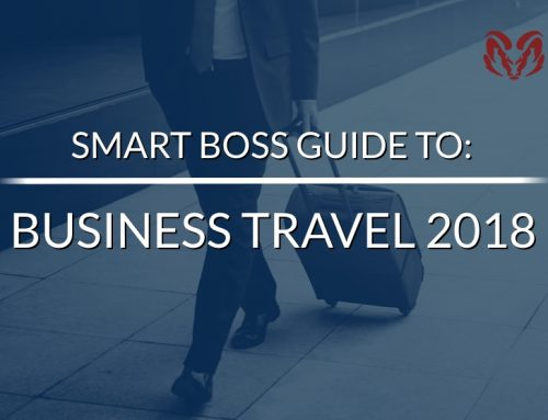 Smart Boss Tips to Group Business Travel 2018