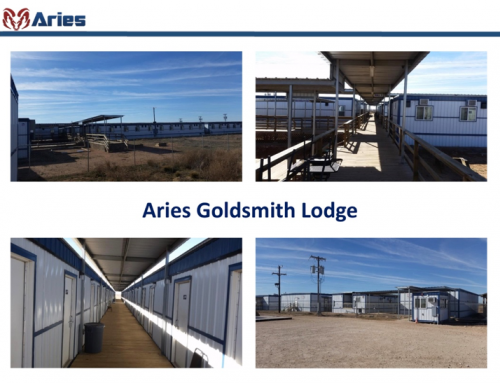 Oilfield Housing Spotlight: Goldsmith, TX Lodge