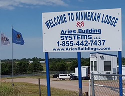 Oilfield Housing Spotlight: Aries Ninnekah Lodge