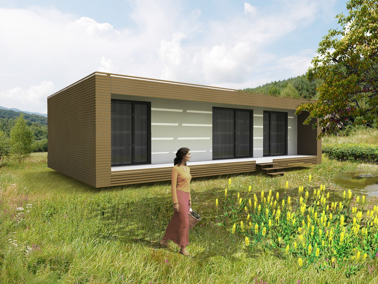 Modular Housing Predicted to Be Top